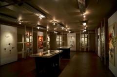 展示空間の様子